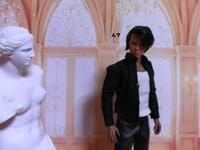 人形コント:其の18「ミロのヴィーナス」2 - 粘土天国