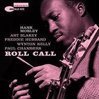 """♪547 ハンク・モブレイ  """" Roll Call """"  CD 2017年3月21日 - 侘び寂び"""
