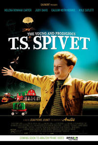 "c431 "" The Young and Prodigious T.S. Spive "" Netflix 2017年3月21日 - 侘び寂び"