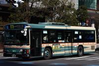 (2017.2) 西武バス・A4-997 - バスを求めて…