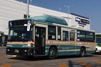 (2017.2) 西武バス・A6-135 - バスを求めて…