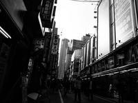 Shinjuku  A street for 15 minutes. - 空のむこうに ~自転車徒然 ほんのりと~