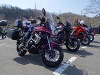 KCBM in 東京サマーランド and VERSYSTミーティング and 親子でタンデムツーリング  2017/03/18 - D'sGARAGE-BLOG趣味と車と気ままなガレージライフ