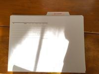 新しいことを始めたら、新しい書類のファイリング! - ヒト・コト・モノとの絆を深める 『絆 * 整理収納アドバイザー』河合善水のブログ