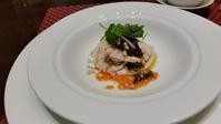 絶品スープ@四川飯店 - 牡蠣を煮ていた午後