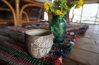 sukkuの陶器。 - 手作り生活~道草日記~