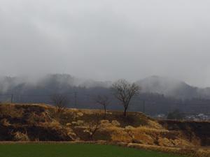 雨の中 - 安曇野時間
