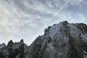 Yosemite雪9 - 風忘続々