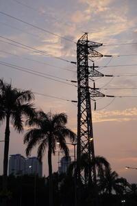 Tiang listrik - 日々是好写