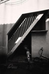 尼崎散歩 手摺り - Life with Leica