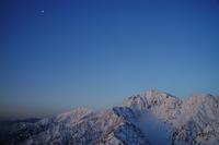 絶景宴ならずも大満足の雪中幕営山行 - いちにち