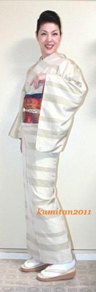 今日の着物コーディネート♪(2017.3.17)~紬着物&八寸名古屋帯編~ - 着物、ときどきチロ美&チャ美。。。お誂えもリサイクルも♪