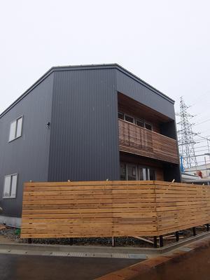 現場の様子(諏訪の家) その六 - 大恭建興の家づくりブログ