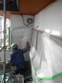 屋根・外壁塗り替え ~ 屋根、外壁 - 市原市リフォーム店の社長日記・・・日日是好日