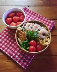 3.21 春のちらし寿司弁当 - YUKA'sレシピ♪