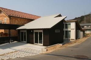 「大屋根中庭の家/岡崎」のオープンハウス(完成見学会)を開催しました - KANO空感設計のあすまい空感日記
