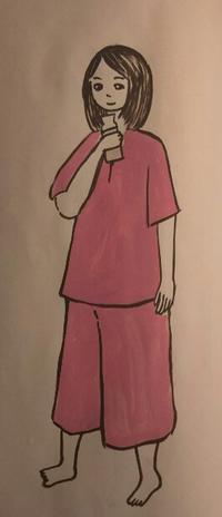 温泉 - たなかきょおこ-旅する絵描きの絵日記/Kyoko Tanaka Illustrated Diary