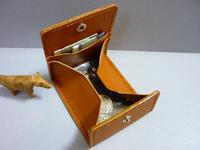 Box型小銭入れ・・補充します - 手縫い革小物 paddy の作品箱