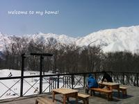 スキー◆今シーズンラストは白馬で。長女もスキーデビュー!と、初恋?! - welcome to my home!