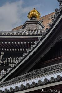京の(今日の)「まちブラ」  六角 編 - 京の「まちブラ」