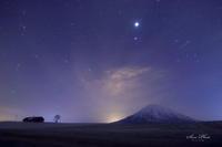 木星とスピカ - SORA PHOTO