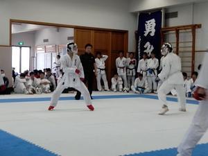天理合同練習会に参加 - 大阪学芸高校 空手道応援ブログ