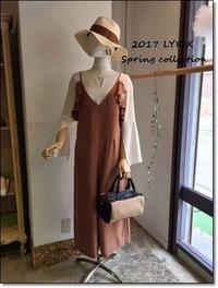 コンビネゾン&Denimコーデ - LYRIX平尾店