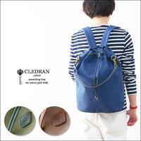 CLEDRAN [クレドラン] CAPU 2WAY BAG [CL-2632][81-3624/3625/3626]  LADY'S - refalt   ...   kamp temps