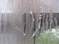 雨だれ・・・・・? - るーちゃん日々雑感