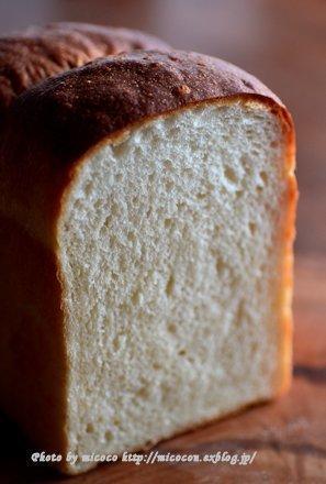ホップ種仕込みの毎日食パン - 森の中でパンを楽しむ