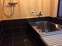 大阪大東市の住宅リノベーション。ヒノキ板張り浴室。 - 家をつくることを考える仕事をしています。 Coo Planning