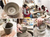 本日の陶芸教室 Vol.615 - 陶工房スタジオ ル・ポット