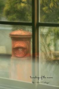 *待ち人は窓の外に* - 心写心癒  ~心の鏡~