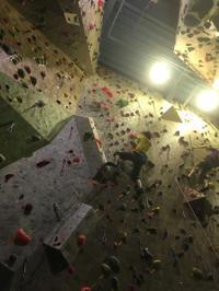 近頃のインドアクライミングスクール(3月7日~16日) - ちゃおべん丸の徒然登攀日記