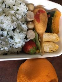 雨の中 江ノ島龍口寺詣り☆久々いい加減弁当 - SUPICA'S  BLOG
