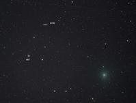 M108・M97に接近するタットル・ジャコビニ・クレサック彗星(41P) - 安倍奥の星空