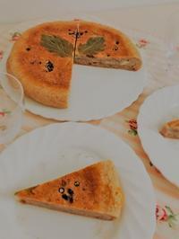 ガーリックのパン・ド・セーグル - owl's bread パン日記