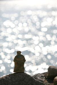 海が光る。 - 祈りの・かたち