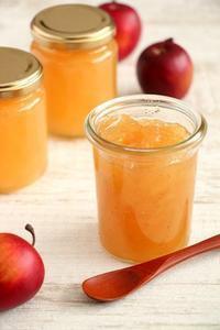 りんごジャムと、バニラビーンズペースト - Takacoco Kitchen