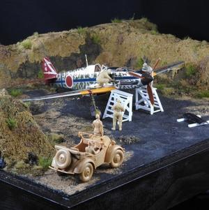 モデルアートPROFILE1川崎キ61飛燕増補版/『模型三昧』(プラモデルエセー)11 - サロン de アヴィオン
