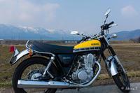 バイクは楽し!! YAMAHA SR400 -8- - ◆Akira's Candid Photography