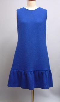 ウールのジャンパースカート - 私のドレスメイキング