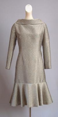 シルク混紡のワンピース - 私のドレスメイキング