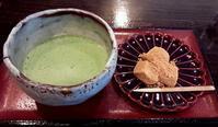 わらび餅 - お昼ごはんはパフェ (お昼ごはんはモーニング?)