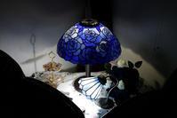 過去作より 添え物の小ランプ - ステンドグラスルーチェの日常