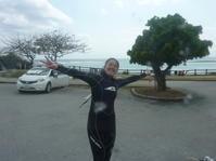 今年初のダブルヘッダーその2 ~大度海岸(ジョン万ビーチ)体験ダイビング~ - 沖縄本島最南端・糸満の水中世界をご案内!「海の遊び処 なかゆくい」