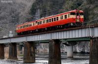 井倉鉄橋を往く。 - 山陽路を往く列車たち