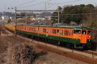 続々と・・・。 - 山陽路を往く列車たち