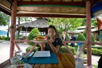 ブラウンライスサラダ、癖になりますね♪@Frend Ship Beach Resort - Shimakaze Life     ~家族3人ゆる~い時間をプーケット島で楽しんでおります~