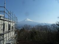 今日の富士山! - 平野部屋